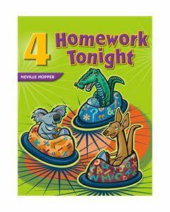 Homework Tonight 4 Revised Edition