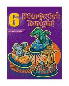 Homework Tonight 6 Revised Edition