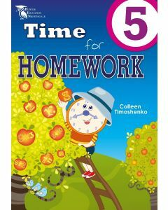 Time for Homework 5