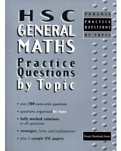 HSC General Maths Practice Questions