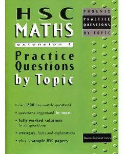HSC Maths Extension 1 Practice Questions
