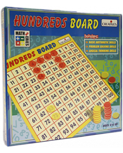Hundreds Board (Ages 8+)