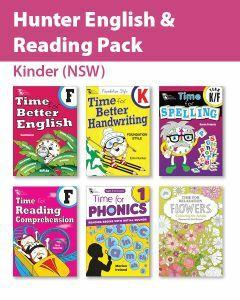 Hunter Grade K/P English & Reading Pack (NSW)