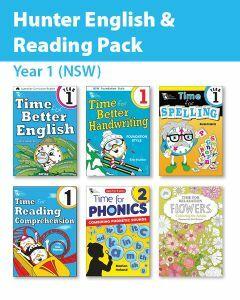 Hunter Grade 1 English & Reading Pack (NSW)