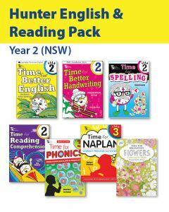 Hunter Grade 2 English & Reading Pack (NSW)