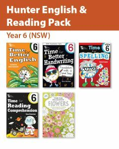 Hunter Grade 6 English & Reading Pack (NSW)