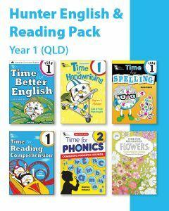Hunter Grade 1 English & Reading Pack (QLD)