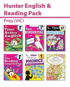 Hunter Grade K/P English & Reading Pack (VIC)