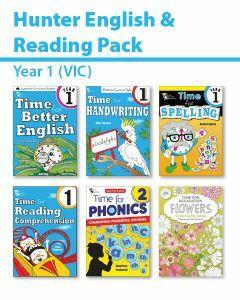 Hunter Grade 1 English & Reading Pack (VIC)