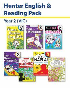Hunter Grade 2 English & Reading Pack (VIC)