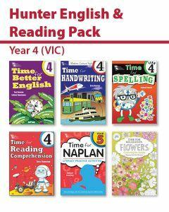 Hunter Grade 4 English & Reading Pack (VIC)