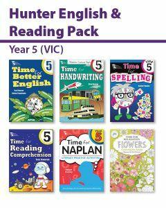 Hunter Grade 5 English & Reading Pack (VIC)