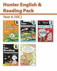 Hunter Grade 6 English & Reading Pack (VIC)
