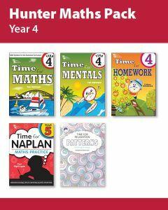 Hunter Grade 4 Maths Pack