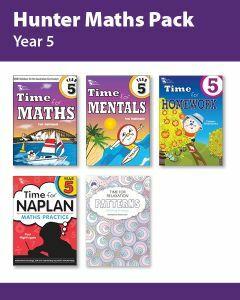 Hunter Grade 5 Maths Pack