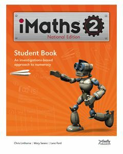 iMaths Student Book 2