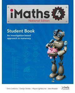 iMaths Student Book 4