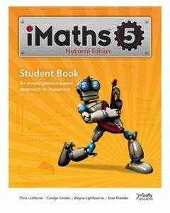 iMaths Student Book 5