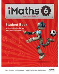 iMaths Student Book 6