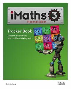 iMaths Tracker Book 3
