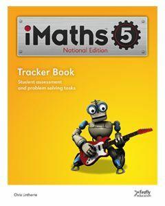 iMaths Tracker Book 5