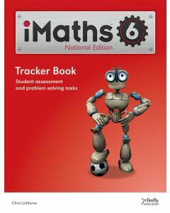 iMaths Tracker Book 6