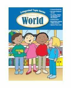 Integrated Topic Series All About My World (Lower Primary)
