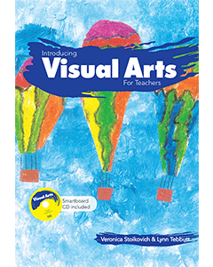 Introducing Visual Arts for Teachers (Includes Smartboard CD)