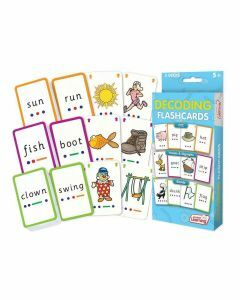 Decoding Flashcards (Ages 5+)