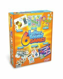 6 Letter Sound Games (Ages 4+)