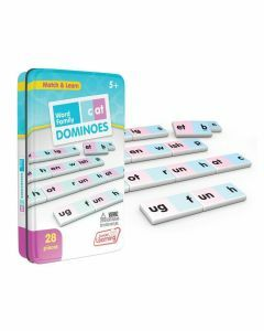 Word Family Dominoes (Ages 5+)