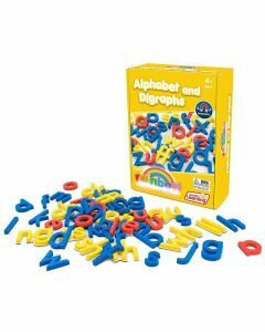 Alphabet and Digraphs Magnets (Ages 4+)