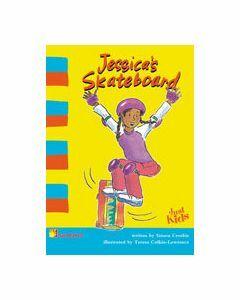 Just Kids Set 1 : Jessica's Skateboard