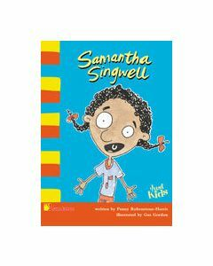 Just Kids Set 1 : Samantha Singwell