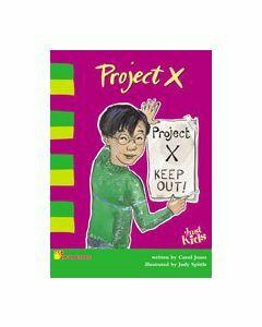Just Kids Set 2 : Project X