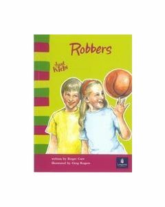 Just Kids Set 2 : Robbers