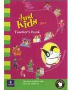 Just Kids Set 2 : Teacher's Book