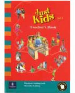 Just Kids Set 3 : Teacher's Book