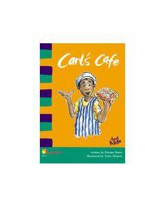 Just Kids Set 4 : Carl's Cafe