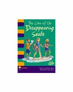 Just Kids Set 4 : The of the Case of Disappearing Seal