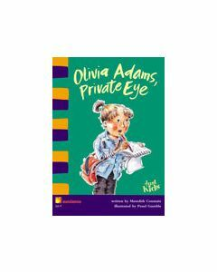 Just Kids Set 4 : Olivia Adams, Private Eye