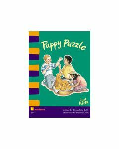 Just Kids Set 4 : Puppy Puzzle