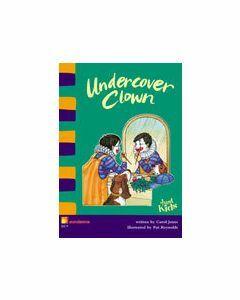 Just Kids Set 4 : Undercover Clown
