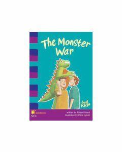 Just Kids Set 5 : The Monster War
