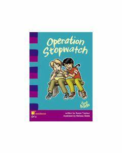 Just Kids Set 5 : Operation Stopwatch