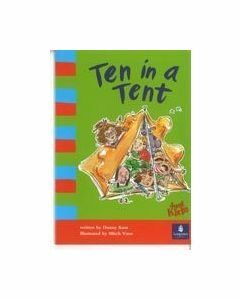 Just Kids Set 5 : Ten in a Tent