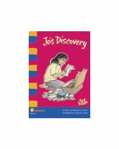 Just Kids Set 6 : Jo's Discovery