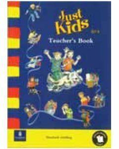 Just Kids Set 6 : Teacher's Book