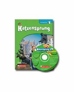 Katzensprung 1 (Textbook + CD Rom)