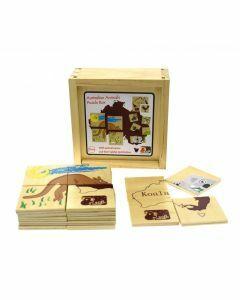 Australian Animals Puzzle Box (12 months+)